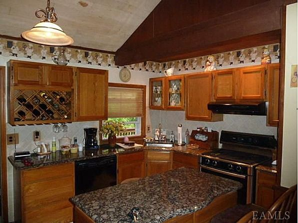 New Kitchen With Granite Countertops! Center Island. New Bathroom, Wood  Floors,wrap