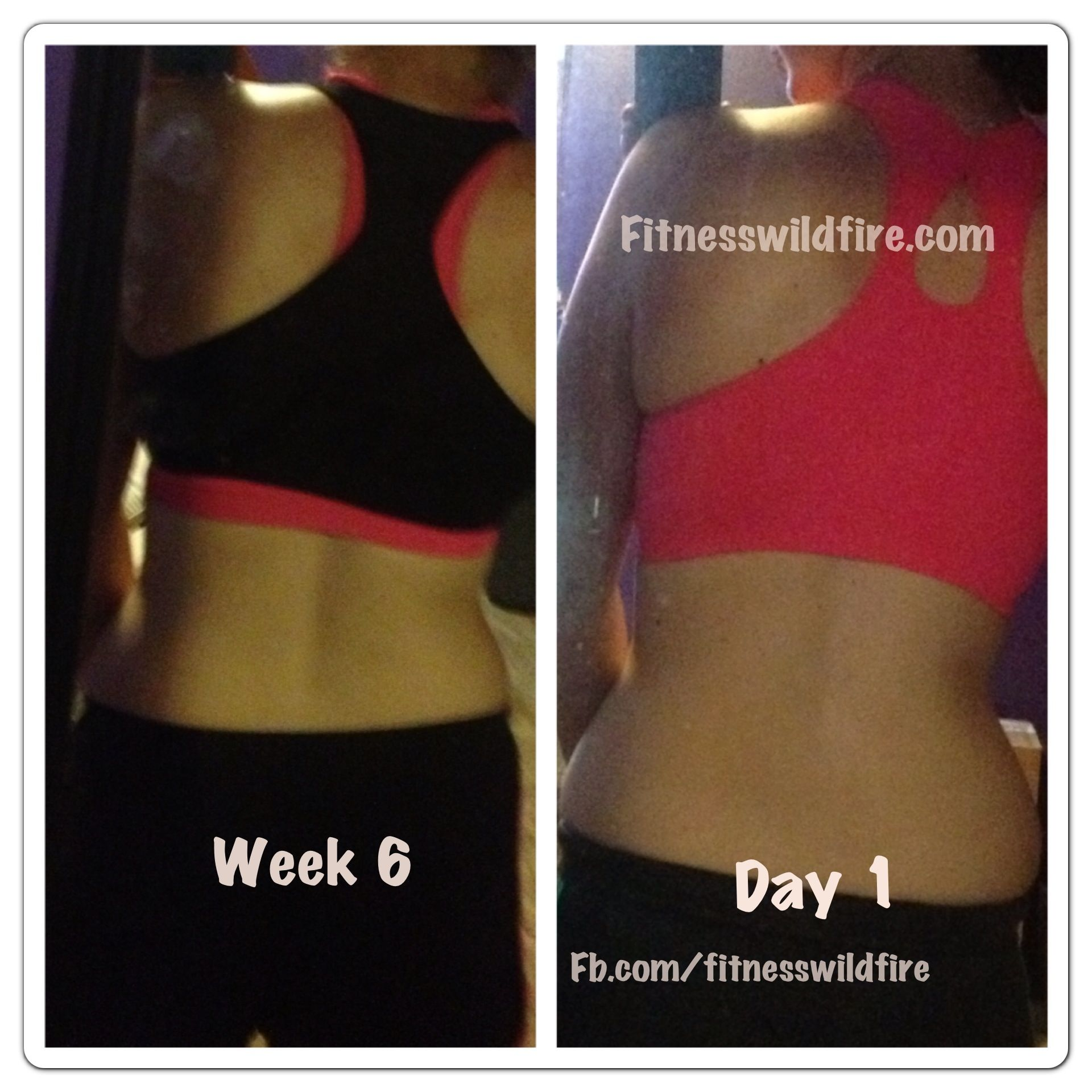 End of week 6 results for Focus T25
