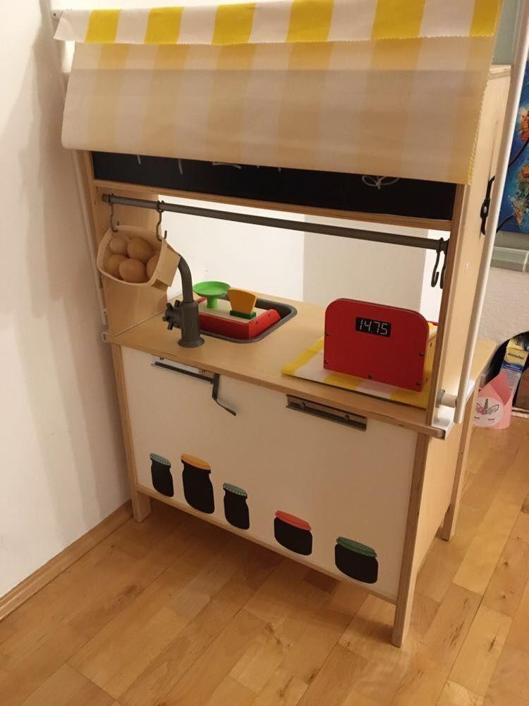 Ikea Hack: So machst du aus deiner Kinderküche DUKTIG einen