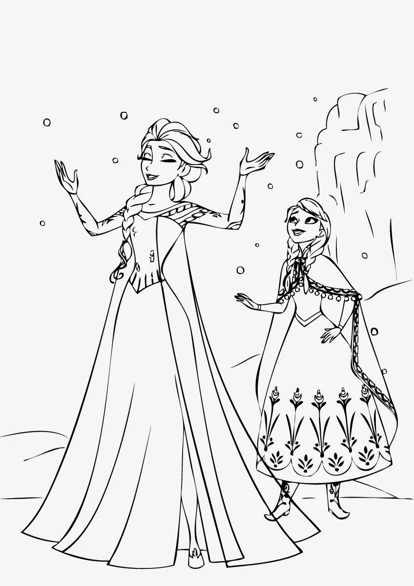 Free Coloring Pages Frozen Frozen Coloring Pages Printable Free Minion Coloring Pages Elsa Coloring Pages Cartoon Coloring Pages