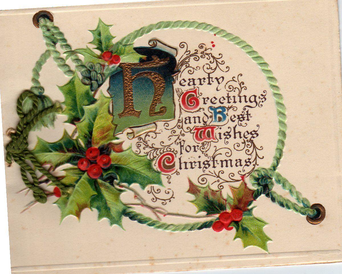 Old Christmas Cards Iskanje Google Victorian Christmas Cards Vintage Christmas Cards Old Christmas