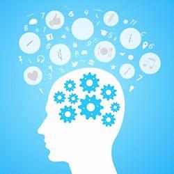 My mind brain prezi template templates presentation for Lago design prezzi