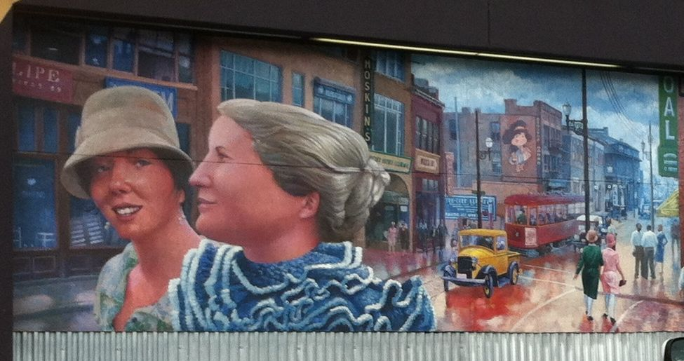 This One Is On 51 Grill At 51 Merrimon Ave Just North Of I 240 Baseball Cards Mural Cards