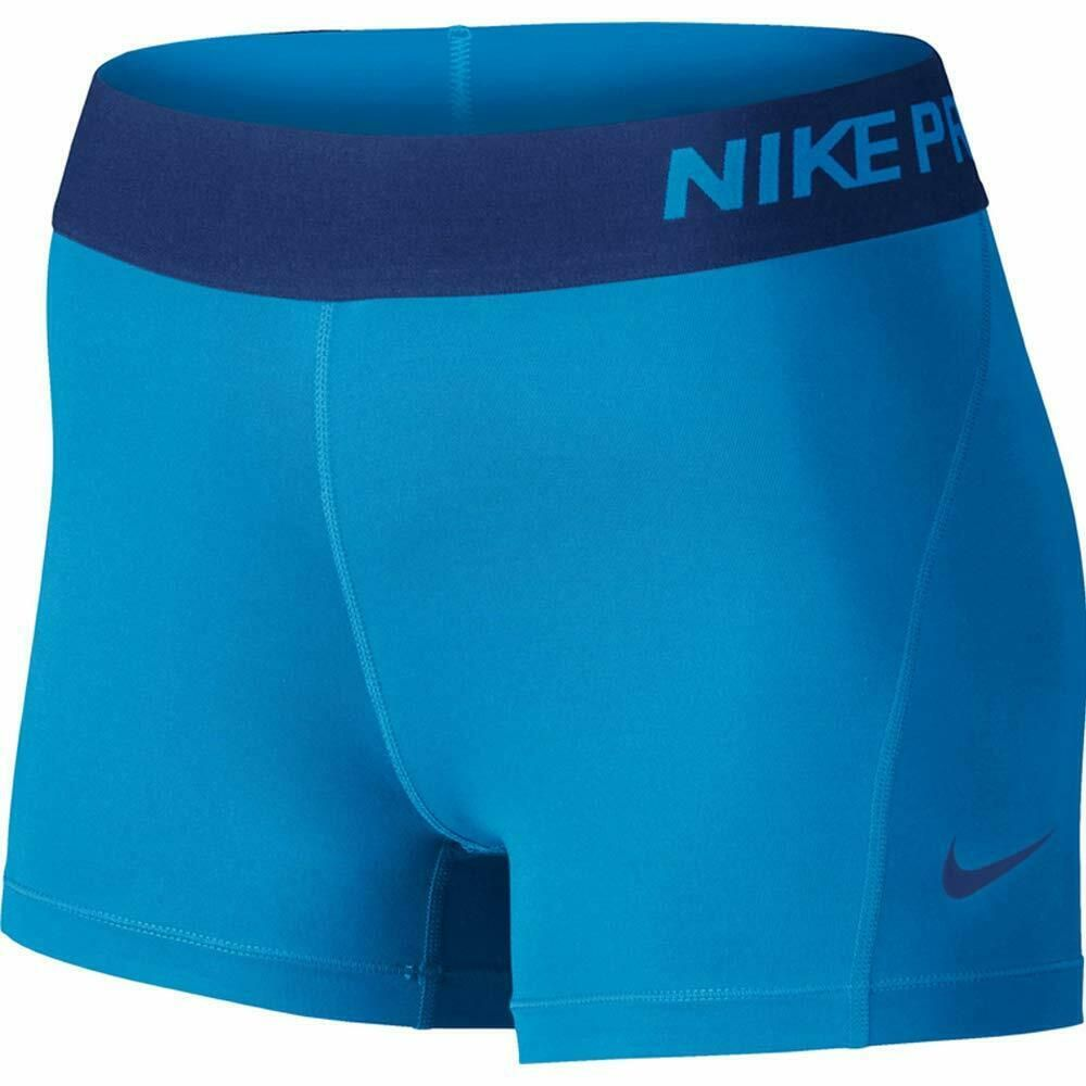 Nike Women's S Pro Cool 3Inch Training Compression Shorts