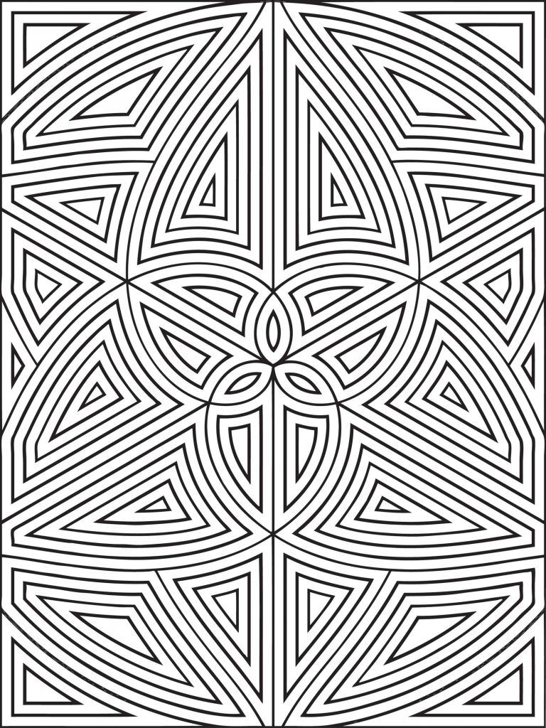 Free Printable Geometric Coloring Pages For Kids Geometric Coloring Pages Pattern Coloring Pages Geometric Patterns Coloring