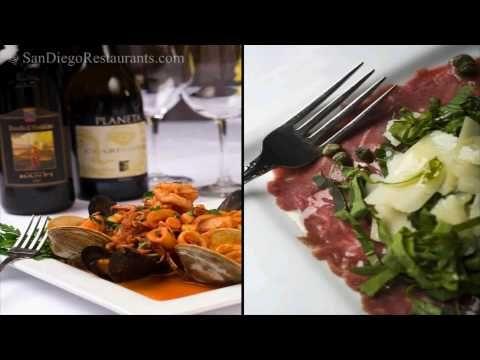 San Diego Restaurants.com - Baci Ristorante