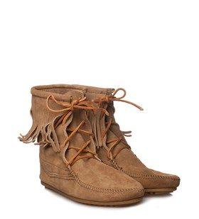 Tramper Ankle Hi Boot From Minnetonka Damkläder Kvinnor Dammode