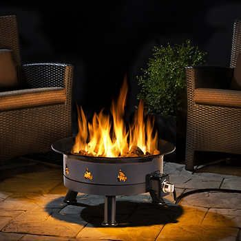 Outland Portable Fire Bowl Mega