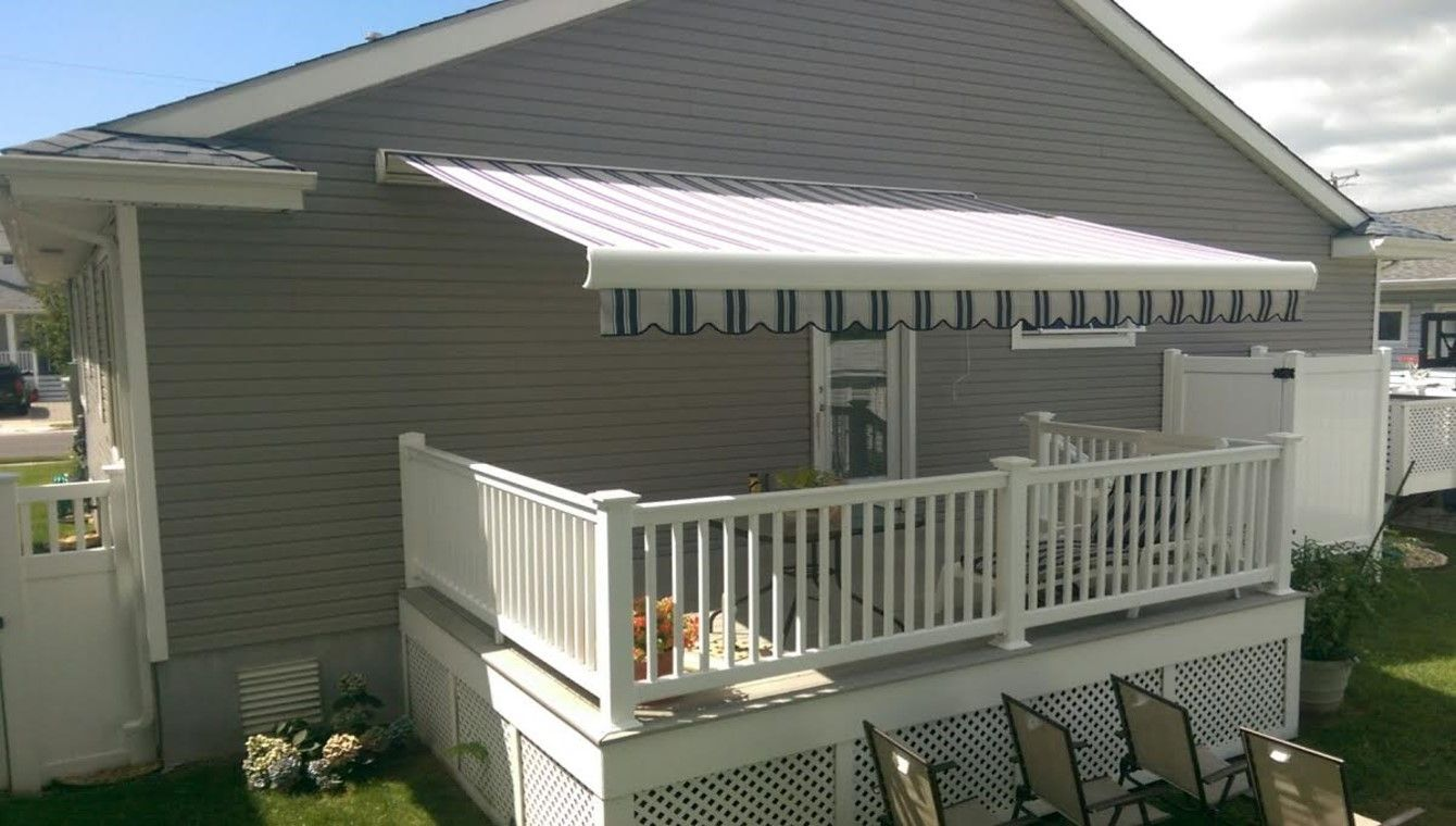 Retractable Awning by Bill's Canvas Shop in Ocean City, NJ ...