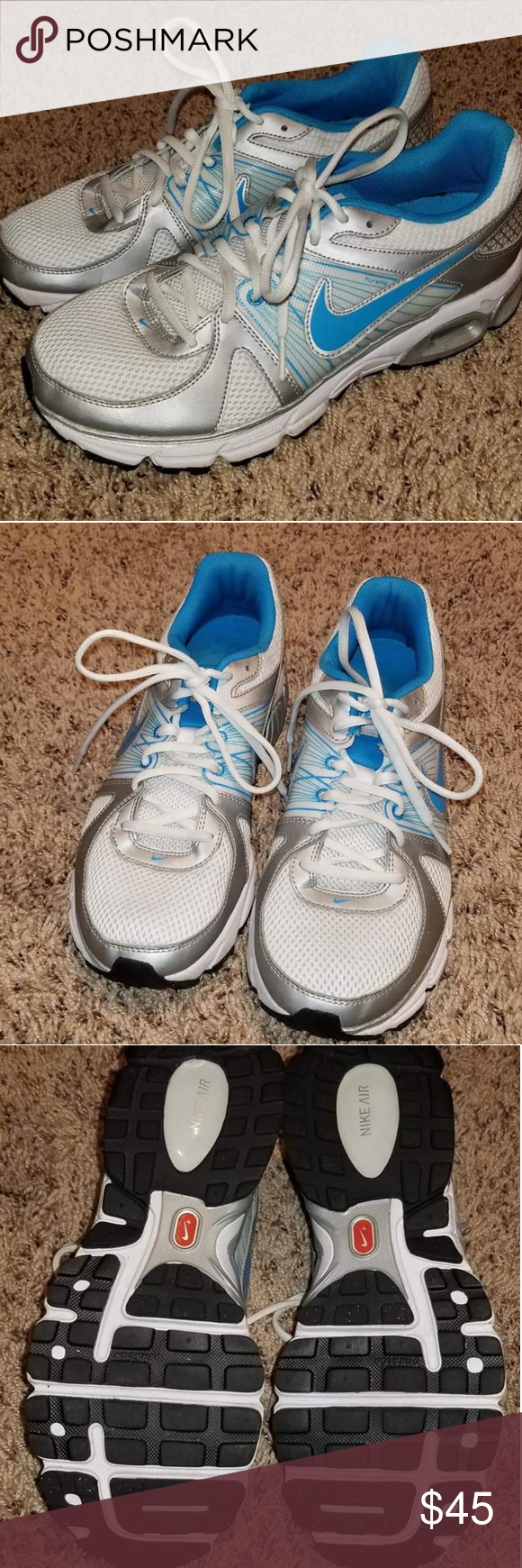 reputable site 69a78 1773b Women s 9.5 Nike Air Max Moto 9 Flywire Shoes Womens 9.5 Nike Air Max Moto  9 Flywire Running shoes. LIKE NEW with very light wear.