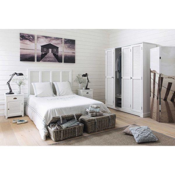 13990 2 baules maison  lista compra dormitorio  Wooden