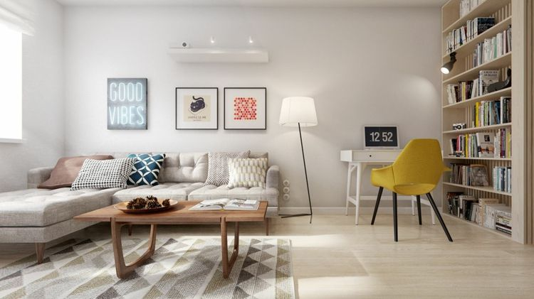 Sala De Estar Y Despacho ~ Sala de estar  Despacho >> Diseño de interiores  Interiorismo