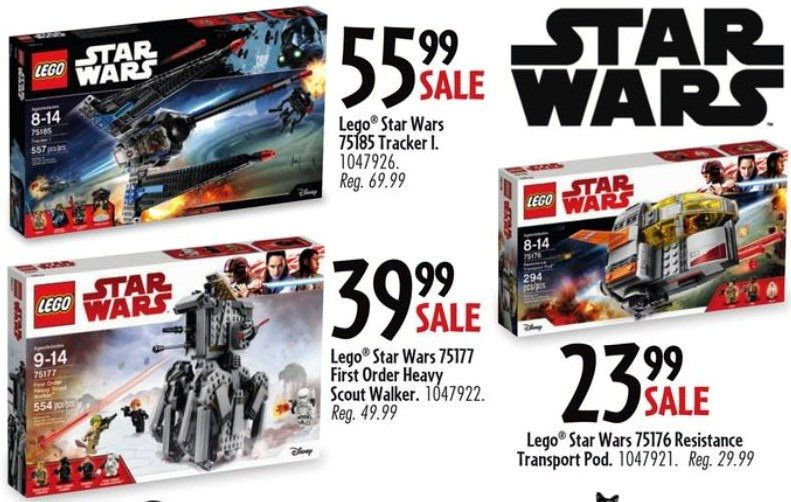 Farm & Fleet 2017 Lego | Lego star wars, Lego star and Lego