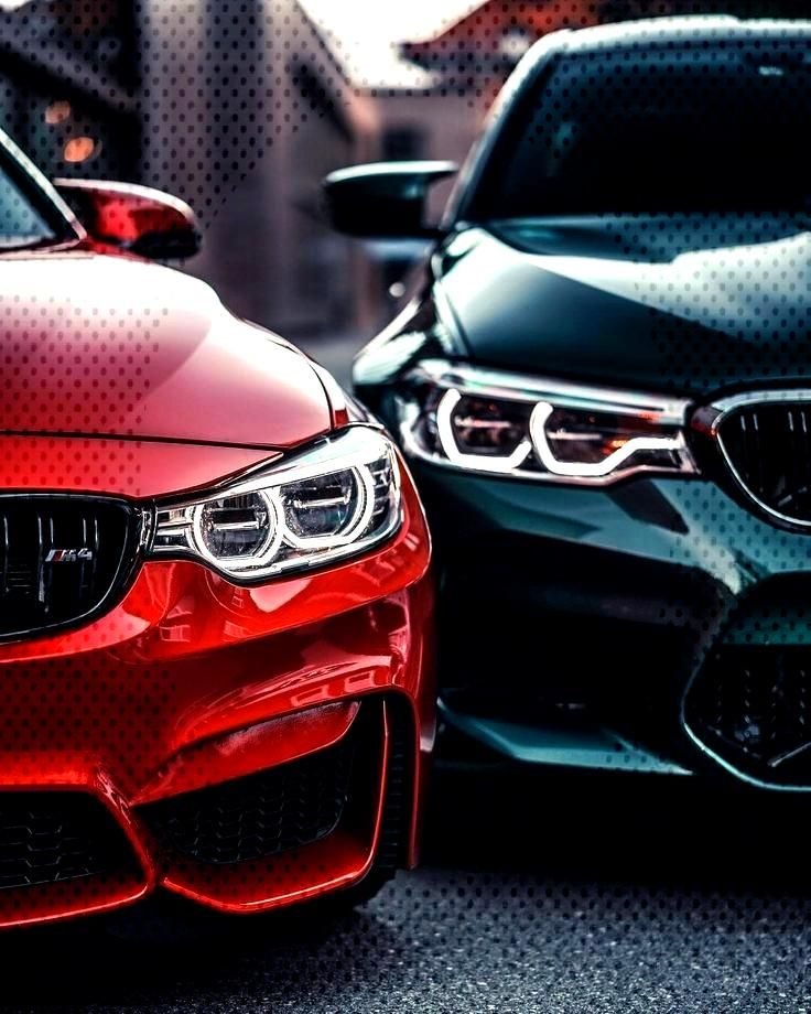 Double the fun for twice the thrills. The Coupe and the BMW Sedan. @m4ikeyspikey @mazo_m4hp4 _____