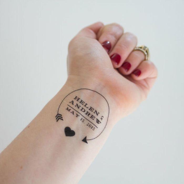 Datum Tattoos