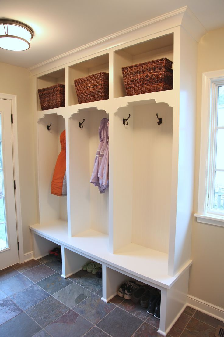 Foyer Mudroom House : Entryway storage lockers ikea how to