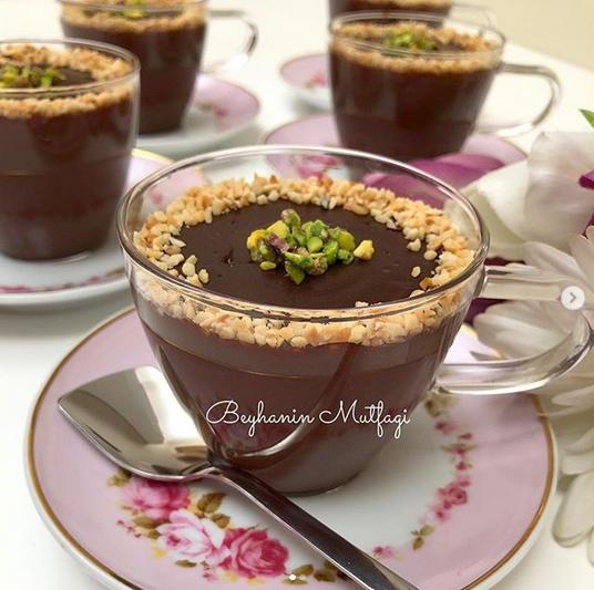 Krem Şokola - Nefis Yemek Tarifleri