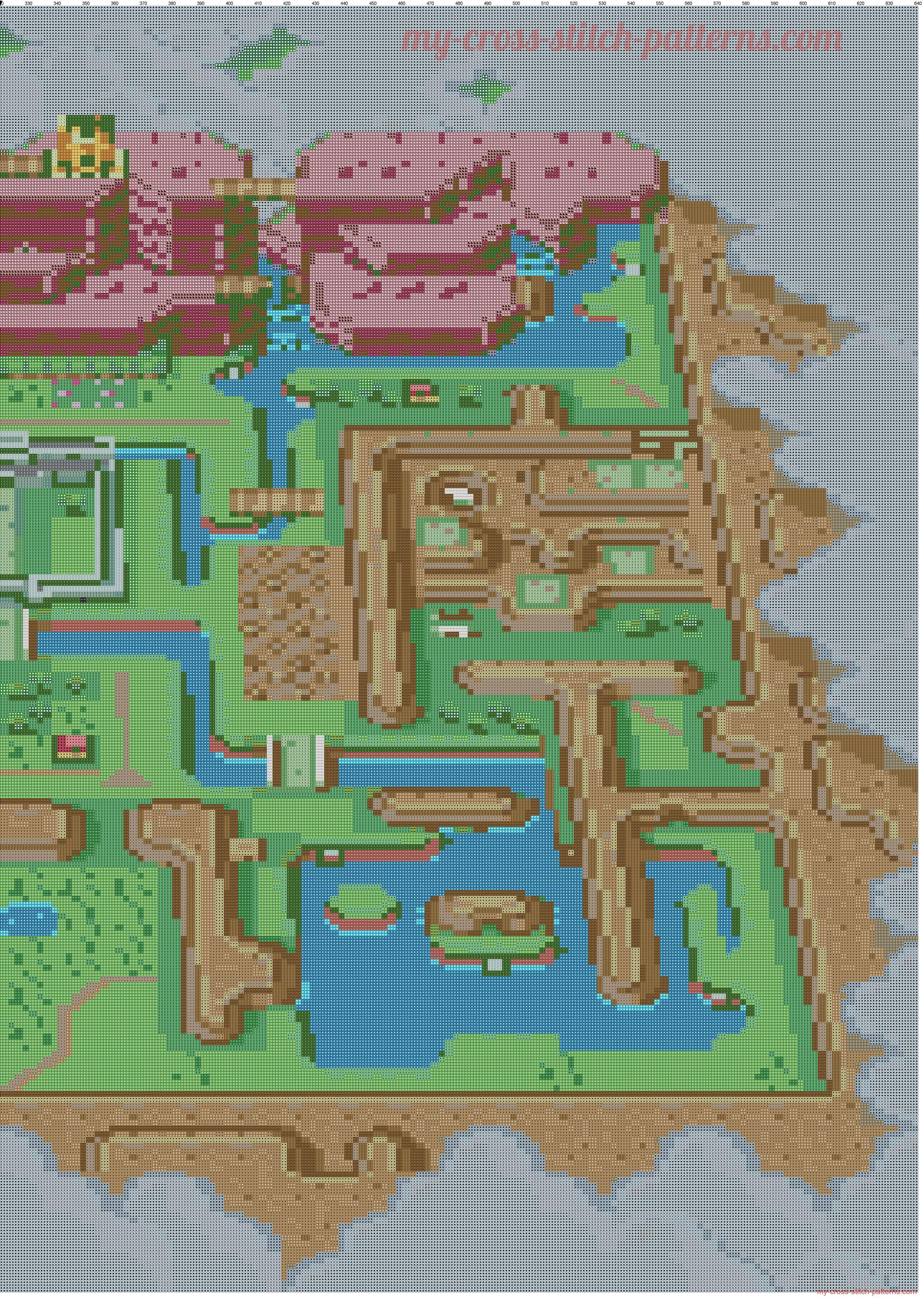 Legend Of Zelda A Link To The Past Light Map 3d Etsy Gaming Wall Art Shadow Box Zelda Map