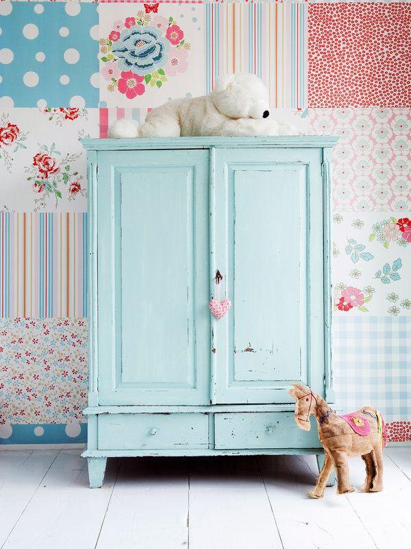 Mini vestidores y armarios para los peques decoraci n - Armarios infantiles ...