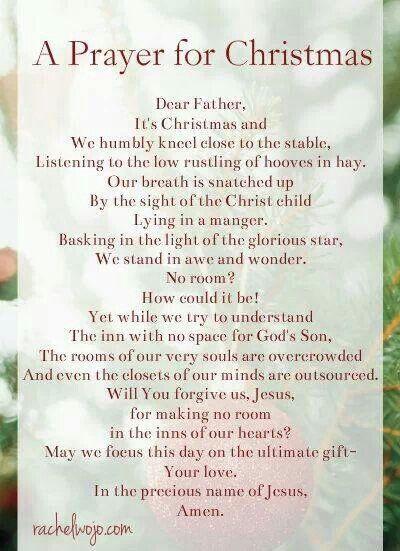 Christmas Prayer.A Prayer For Christmas Oh Christmas Time Christmas
