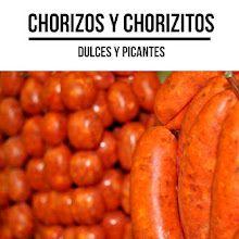 Variantes de #chorizos #ELCALLOSINO #dulces #picantes