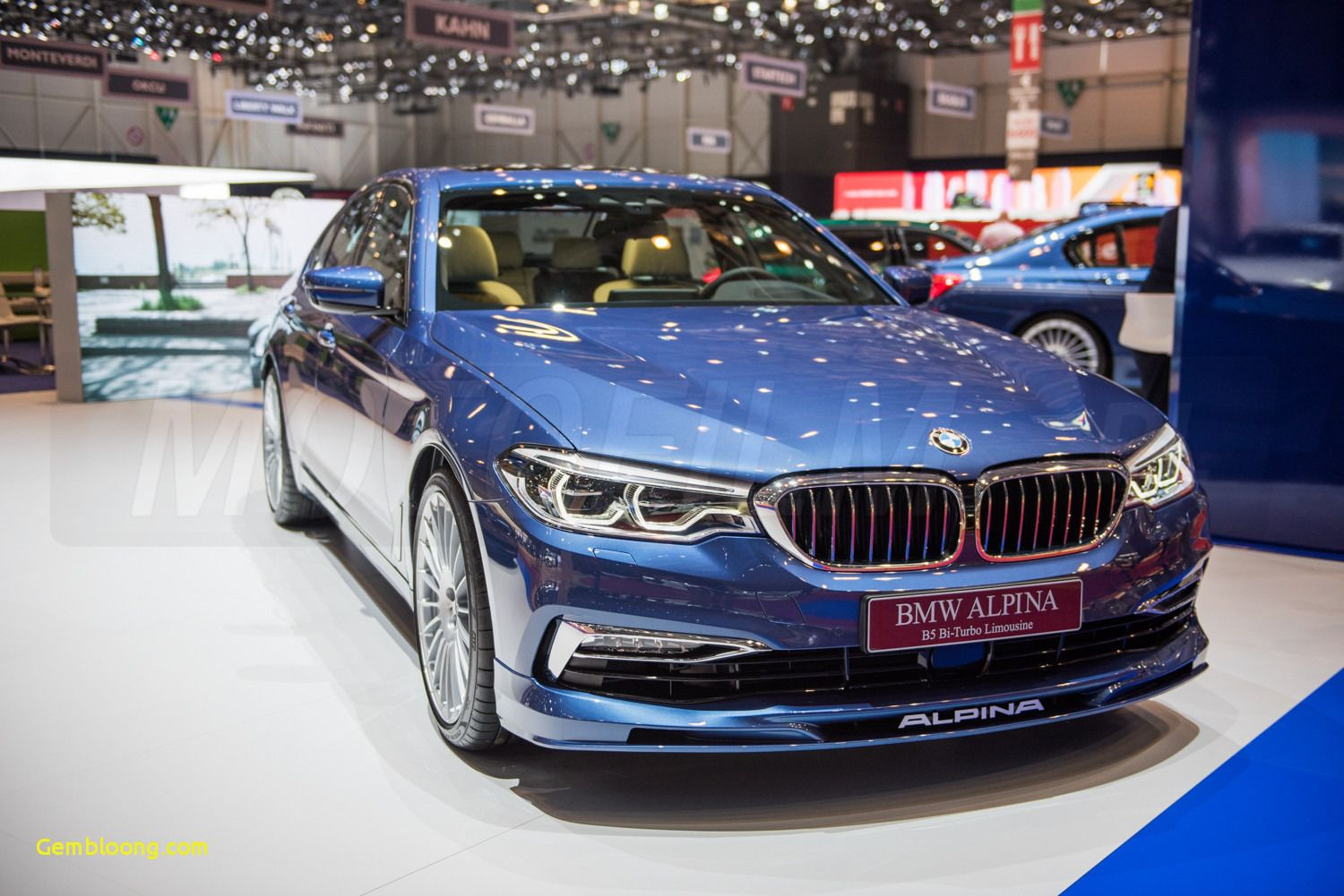 Bolder 2020 Alpina B5 Biturbo Touring Coming As The Unofficial M5