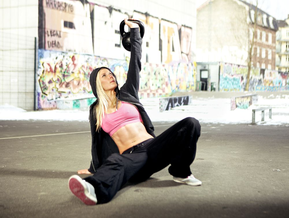 Kettlebell Fat Burning Workout is part of Kettlebell workout routines - This Kettlebell FatBurning Workout will help you shed excess pounds & inches, increase your strength, and provide you with a new fit figure