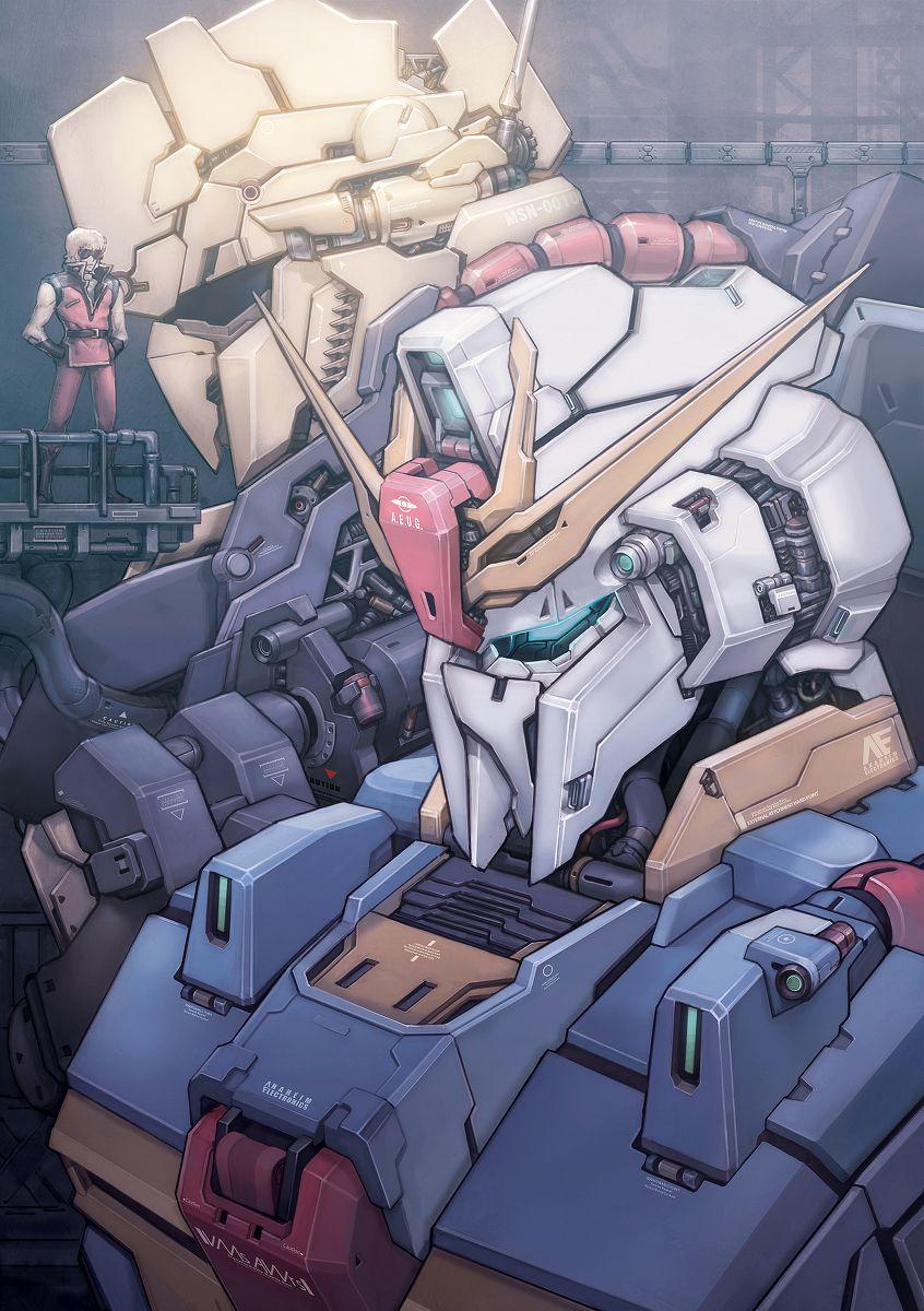 Awesome Gundam Digital Artworks Updated 8 7 16 ガンダム