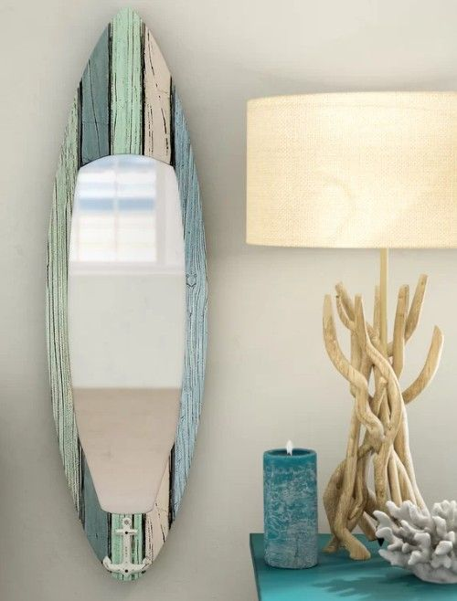 Photo of Coastal & Nautical Wall Mirrors for Every Room