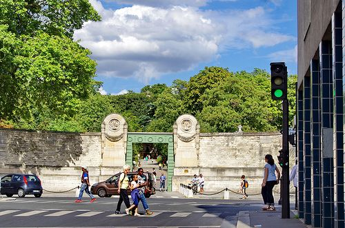 Paris cimetière du Père Lachaise 6