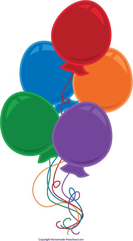 Free Birthday Balloons Clipart Birthday Balloons Clipart Balloon Clipart Birthday Balloons
