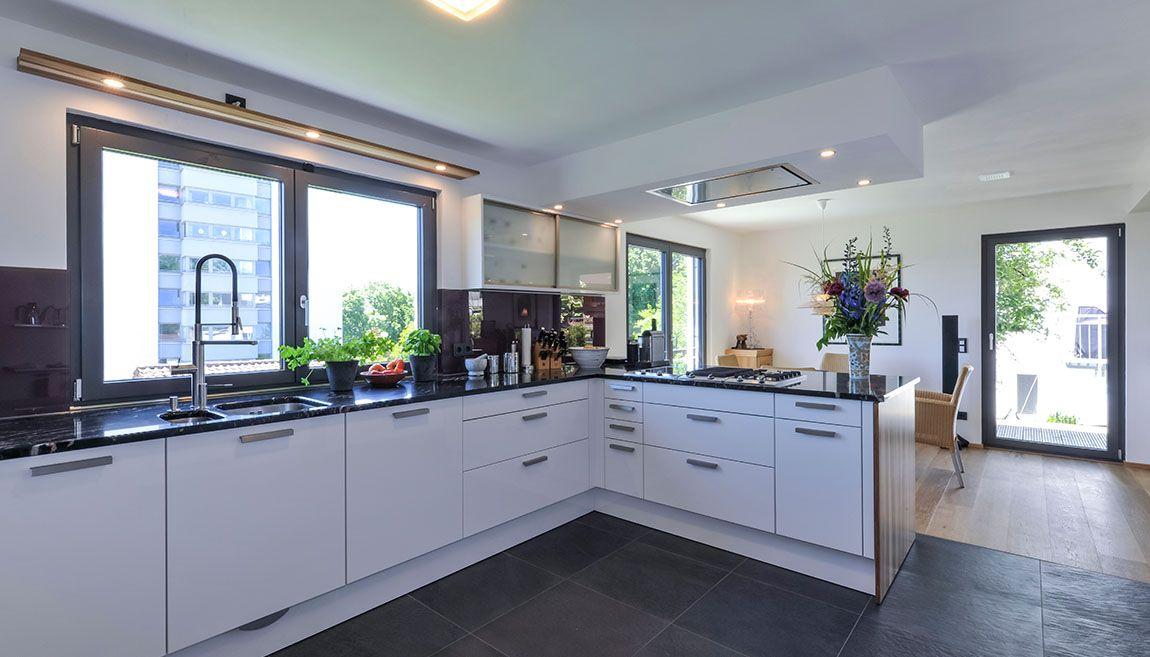 Offene Küche ohne Oberschränke Küchen Pinterest - k chenzeile ohne oberschr nke