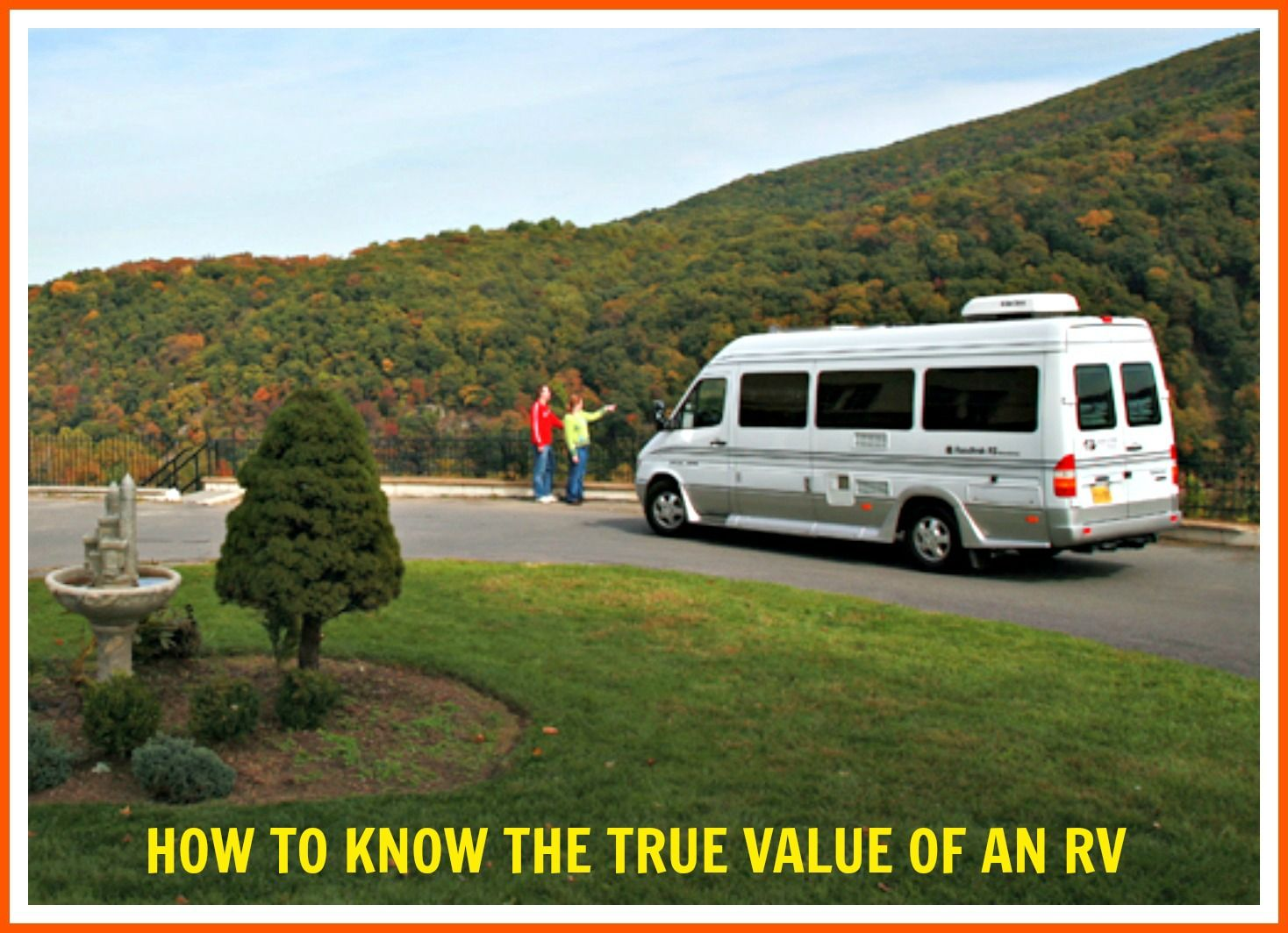 How To Know What An Rv Is Worth Beaches Near Me Spring Camping Camping In The Rain