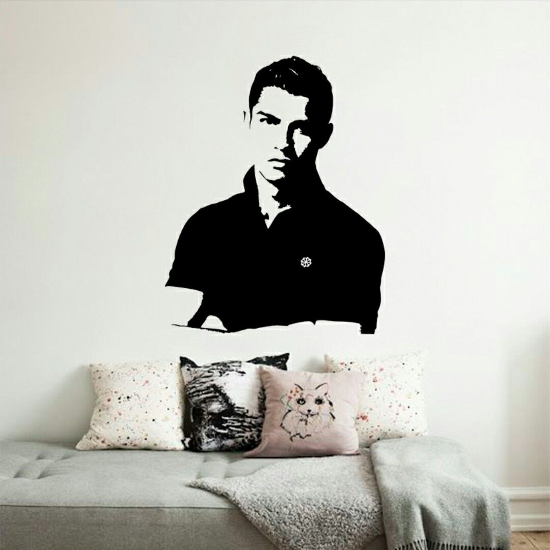 Decoration cheap vinyl modern design home decor design pas cher house