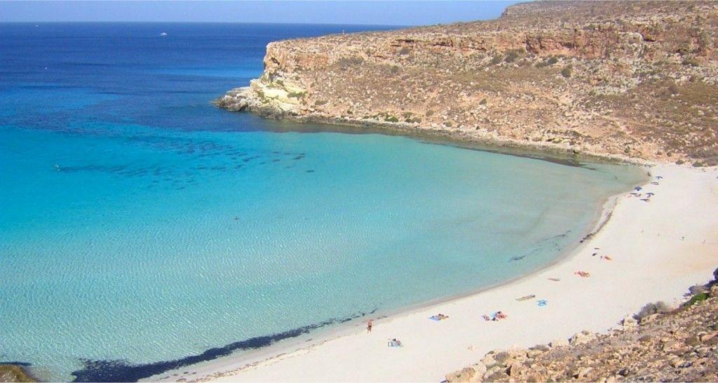 Spiaggia Dei Conigli Lampedusa Sicilia Top 10 Beaches Beach Most Beautiful Beaches