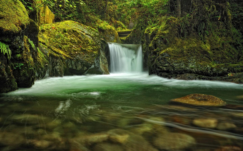 Teepee Falls