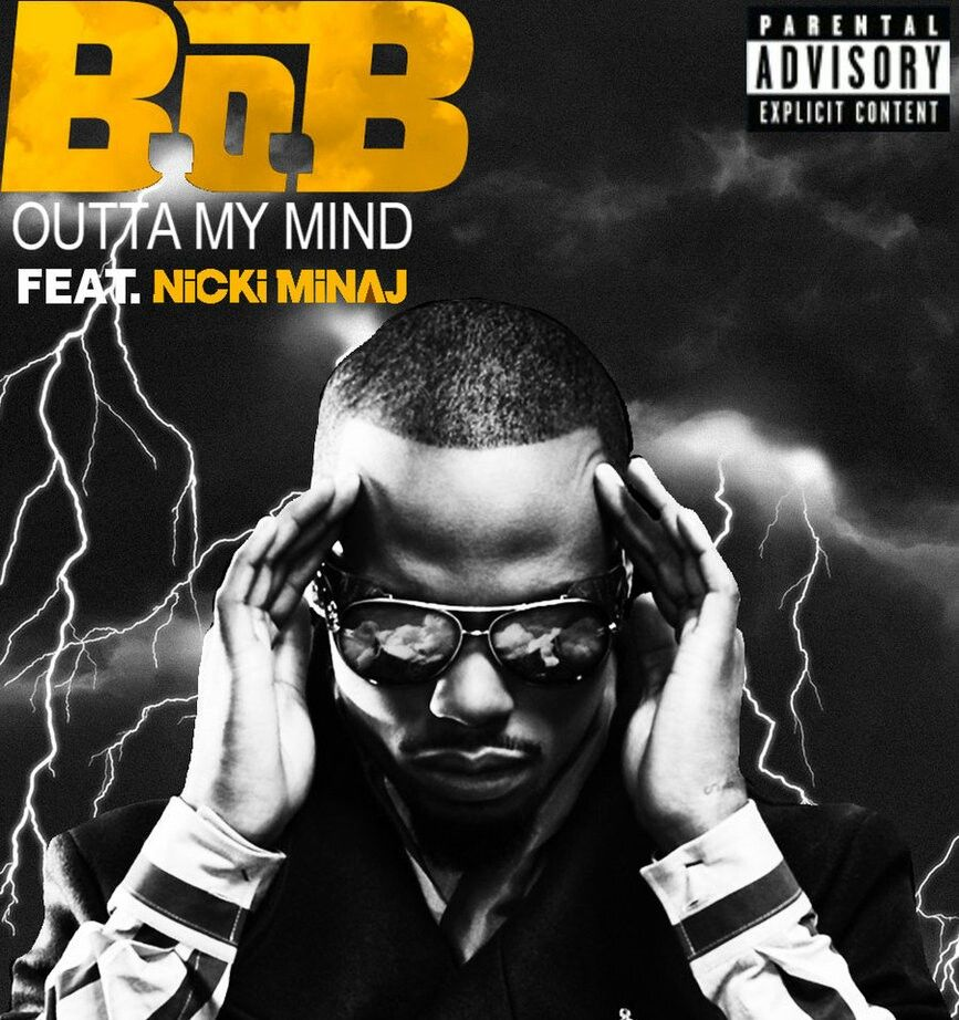 B O B With Images Out Of My Mind Remix My Mind