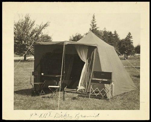 Vintage Umbrella Tent | vintagetrailerc&.com & Vintage Umbrella Tent | vintagetrailercamp.com | Camping etc ...
