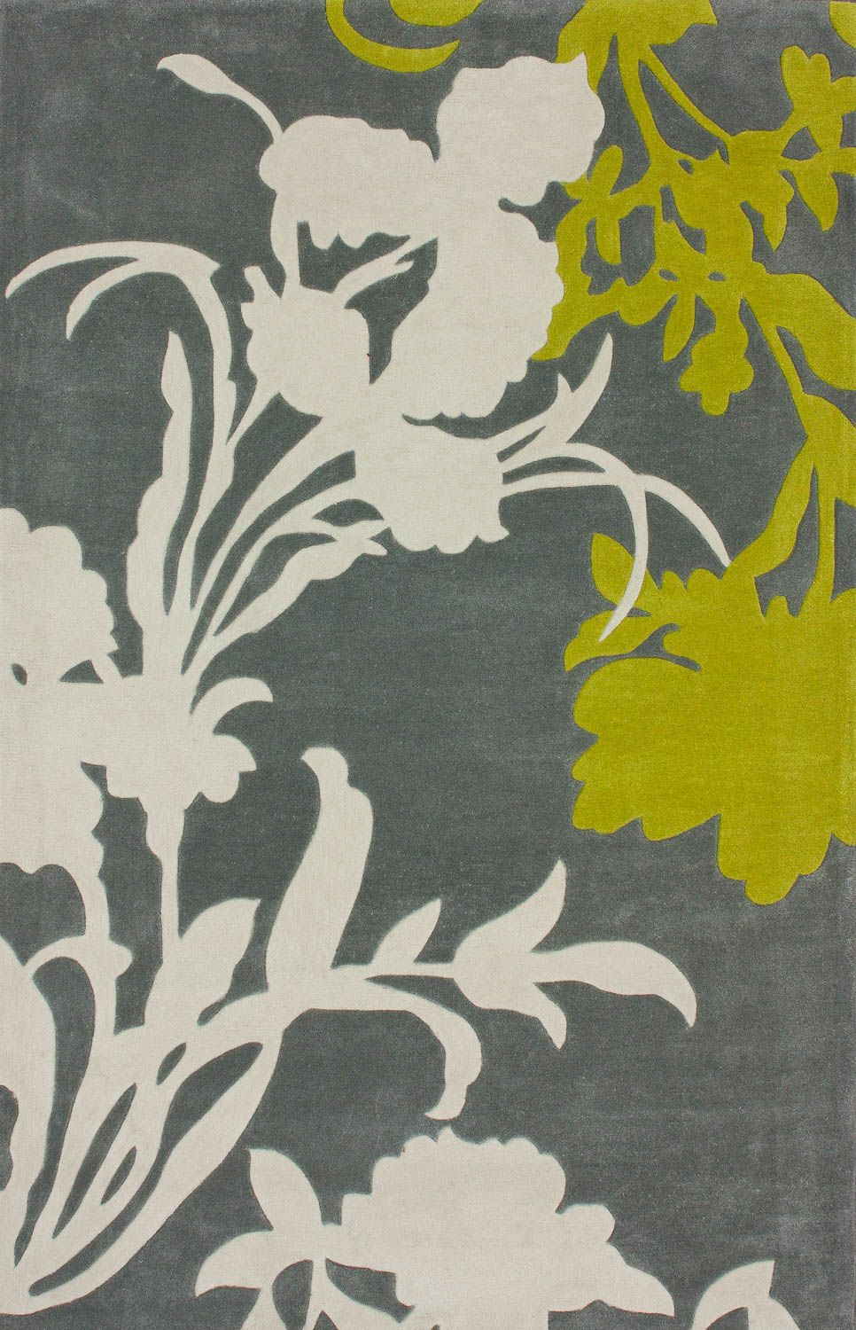 Rugs USA Keno Transitional Floral Grey Rug. Rugs USA Columbus Day $99 Sale! Area rug, rug, carpet, design, style, home decor, interior design, pattern, trends, home, statement, fall,design, autumn, cozy, sale, discount, interiors, house, free shipping, Halloween, fall decorations, fall crafts, fall décor, great winter, winter, warm, furniture, chair, art.