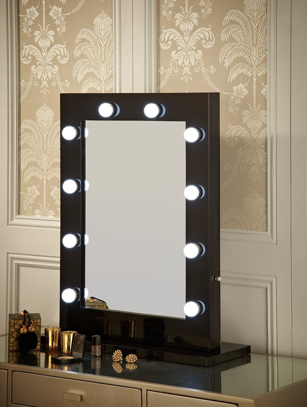 Dressing table lights around mirror dressing tables in