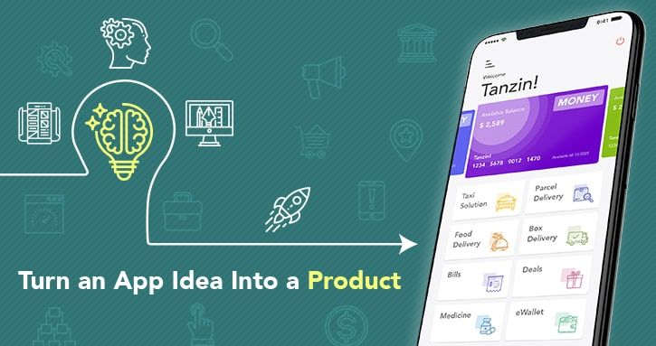 How to turn an app idea into a product Creating a feature