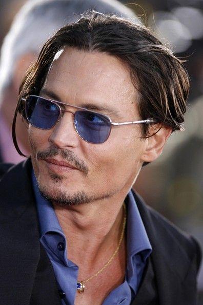 d0fc12c4e83 More Pics of Johnny Depp Aviator Sunglasses (1 of 31) - Johnny Depp  Lookbook -