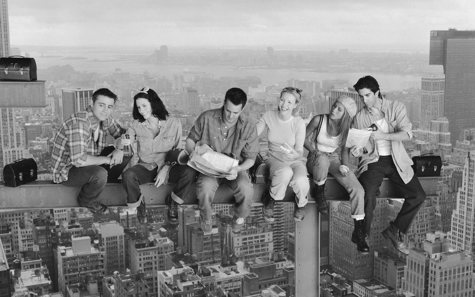 Yea Well Hurricane Gloria Didn T Break The Porch Swing Monica Did Friends Cast Friends Tv Friends Tv Series