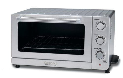 Cuisinart Tob60 Convection Toaster Oven Broiler Discontinued By Manufacturer Want Additional Info Cl Cuisinart Toaster Oven Cuisinart Toaster Toaster Oven