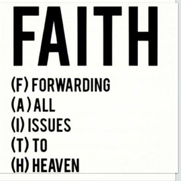 Faith acronym