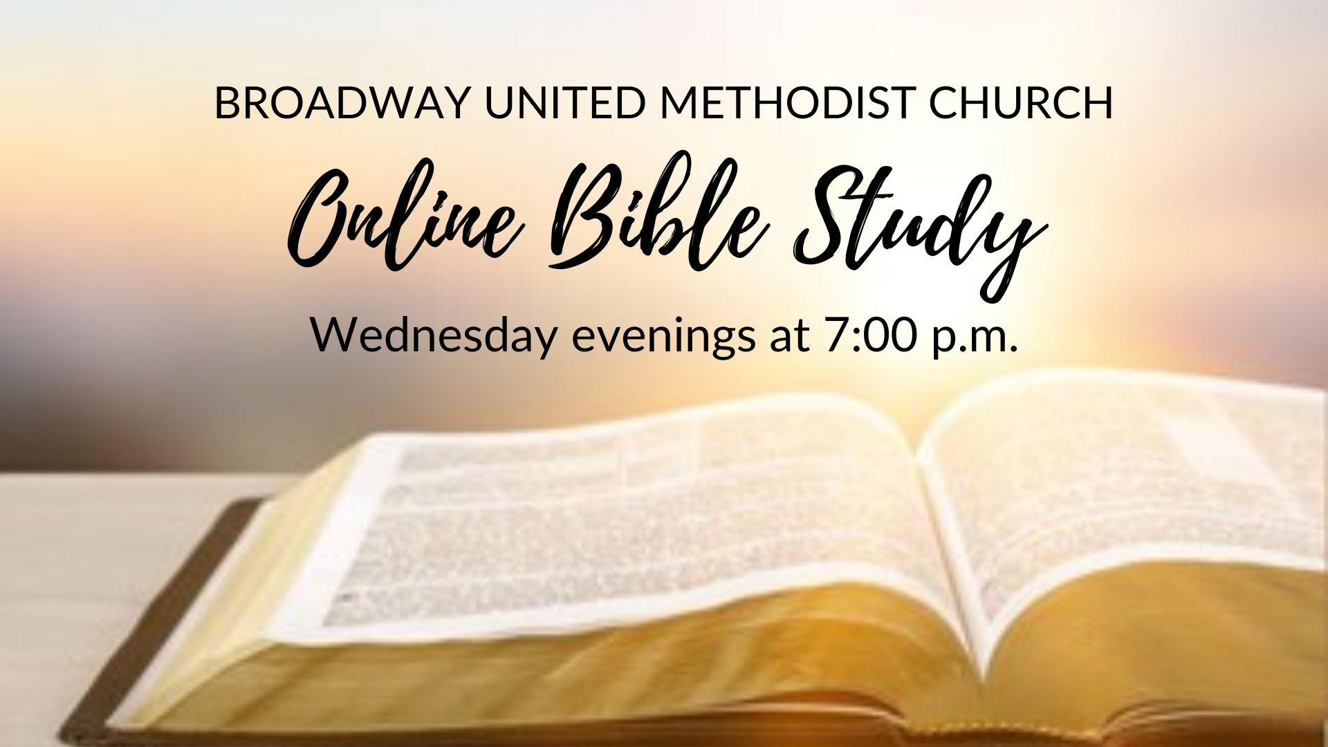 United Methodist Church 2021 Lectionary Events Broadway United Methodist Church With United