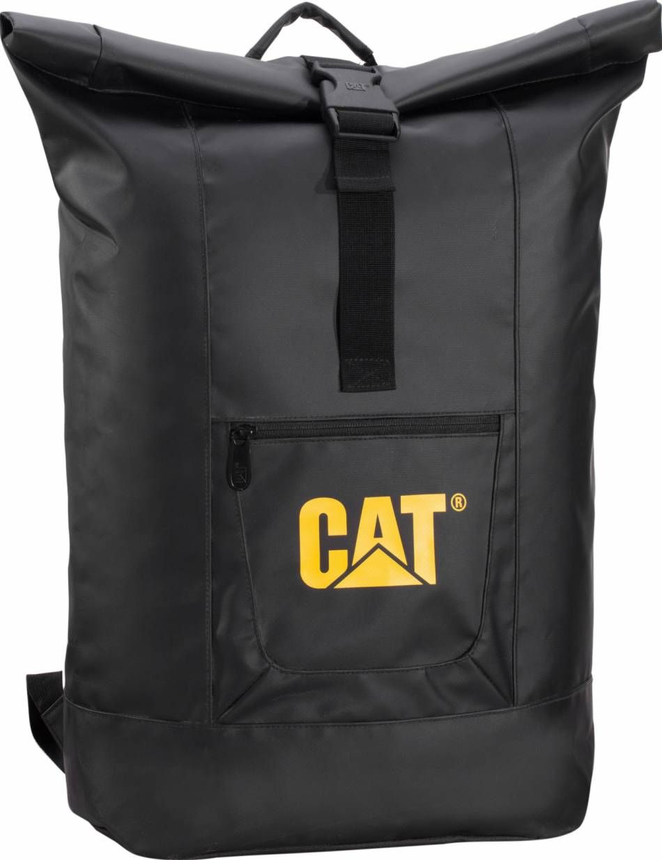 cat bags arches roll top backpack rucksack pinterest. Black Bedroom Furniture Sets. Home Design Ideas