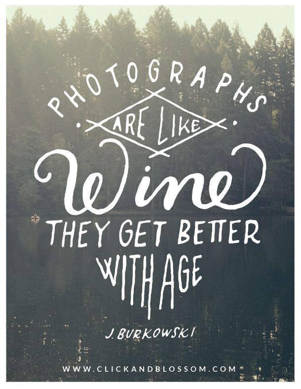 Photographs Are Like Wine  Photography Quote Photography And Photo