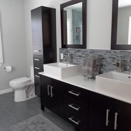 Gray Bathroom Tiles Design Ideas Pictures Remodel And Decor