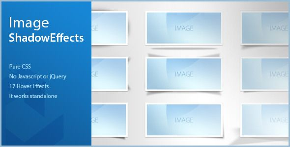 CSS3 Shadow Hover Effects | Wordpress Plugins Articles | Css